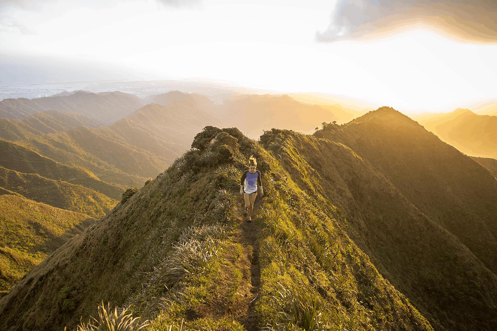 Ojai hiking trails