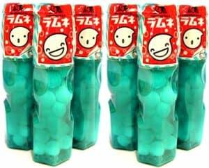 Ramun candy soda