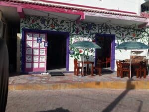 isla mujeres cafe
