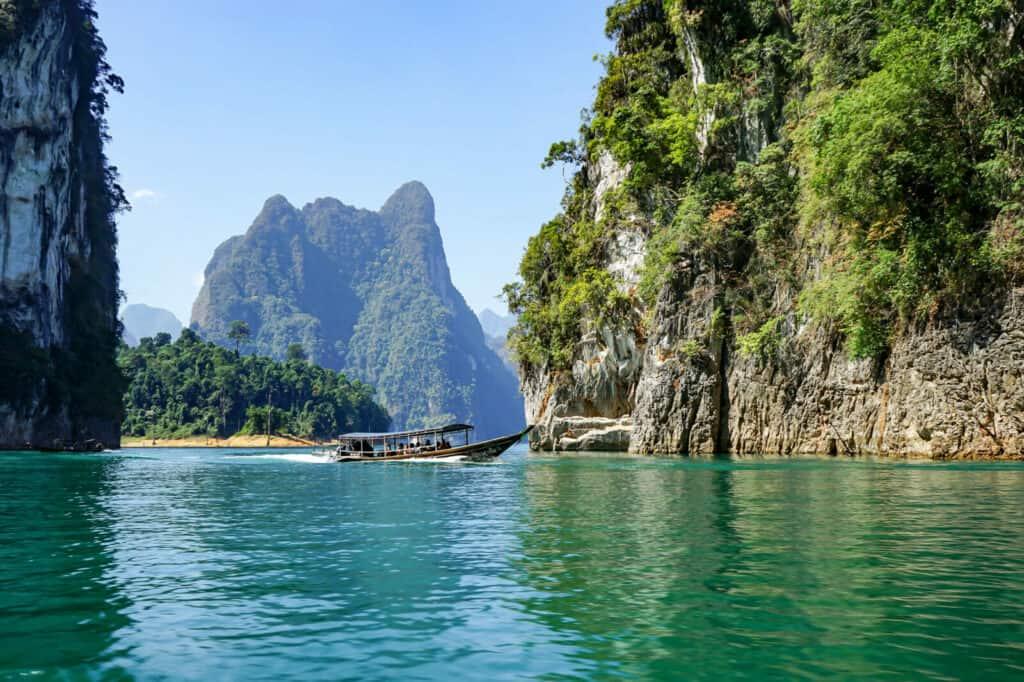 thailand lakes