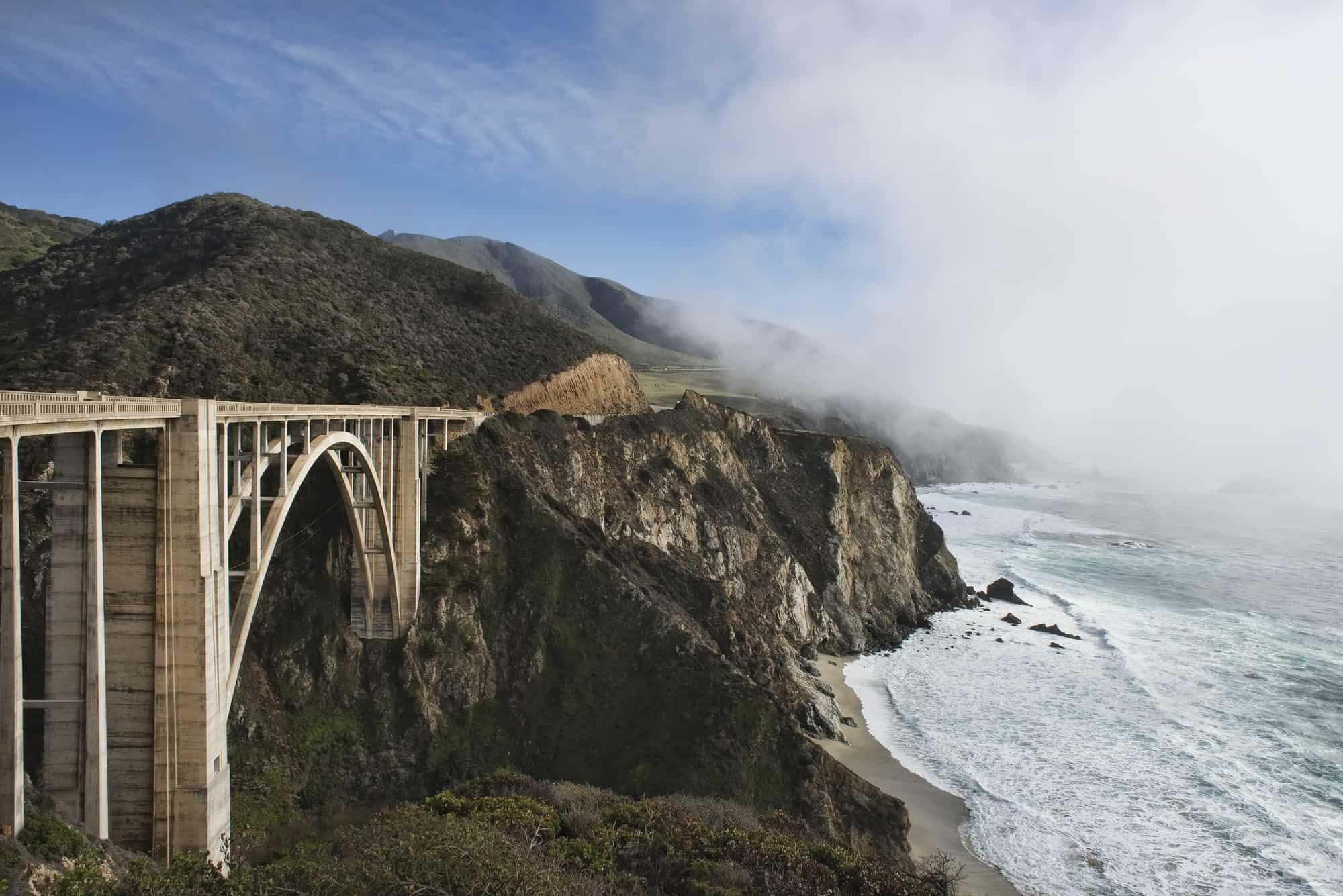big sure california