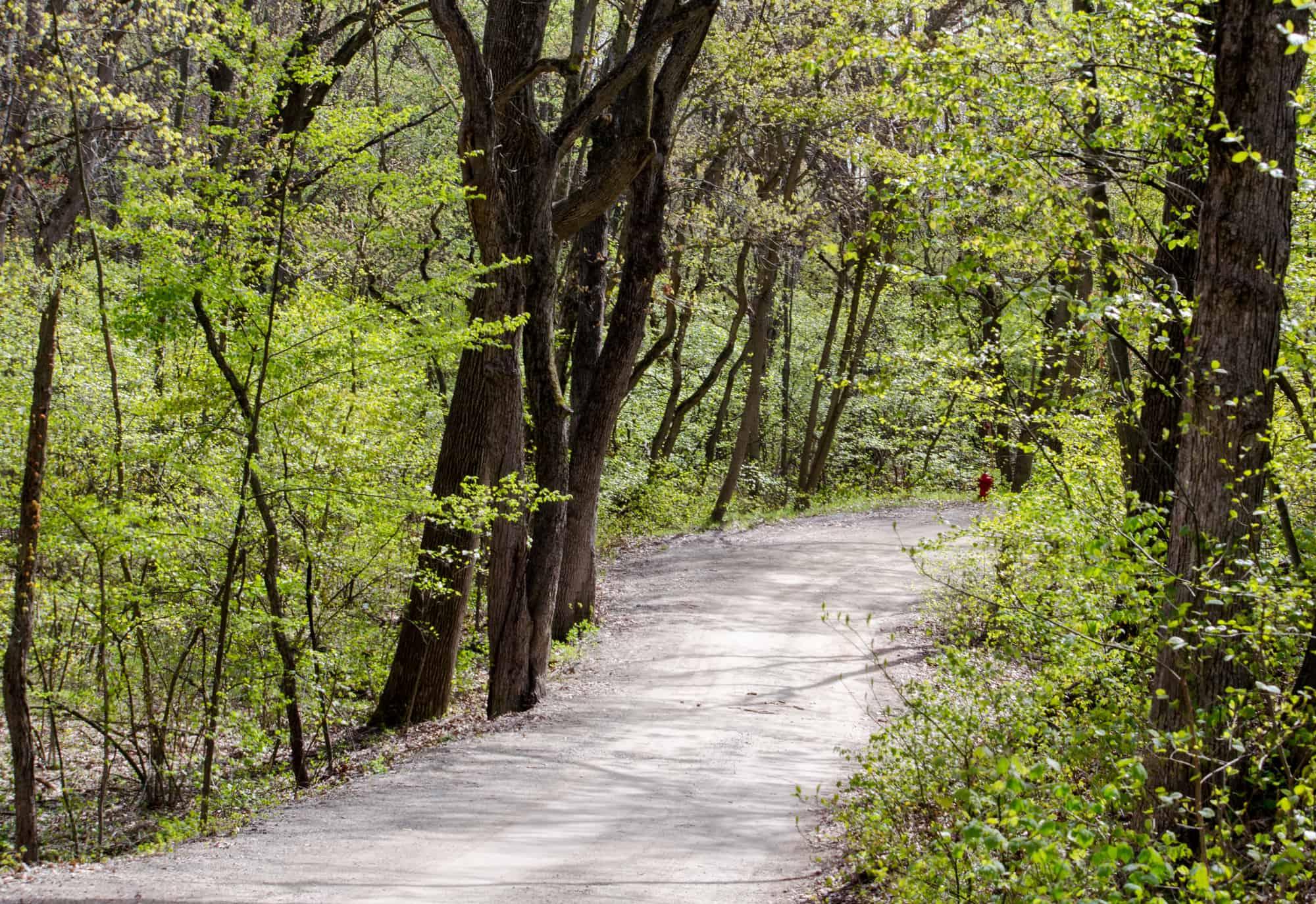 traverse hiking trails