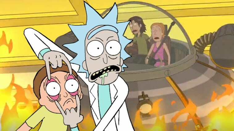 rick and morty quiz