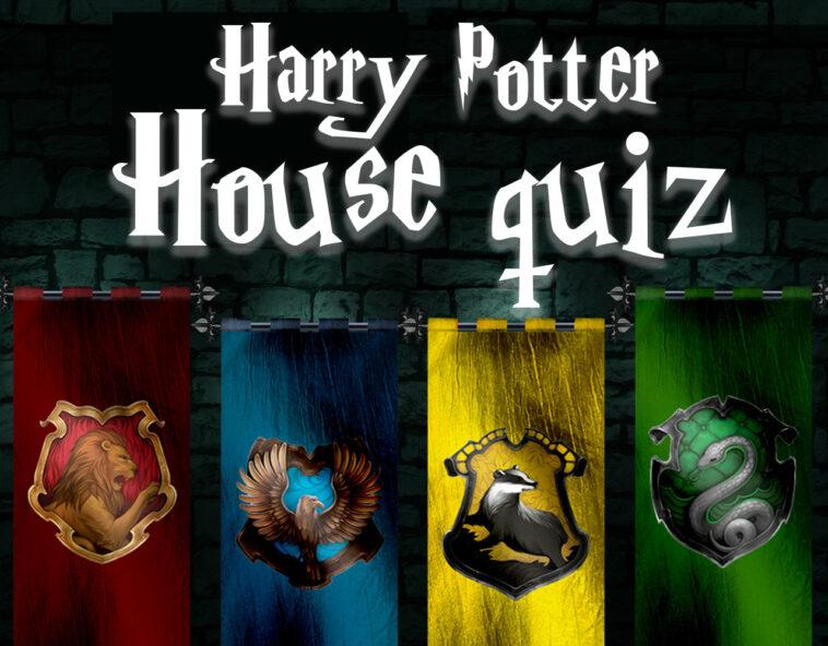 Harry potter sorting quiz
