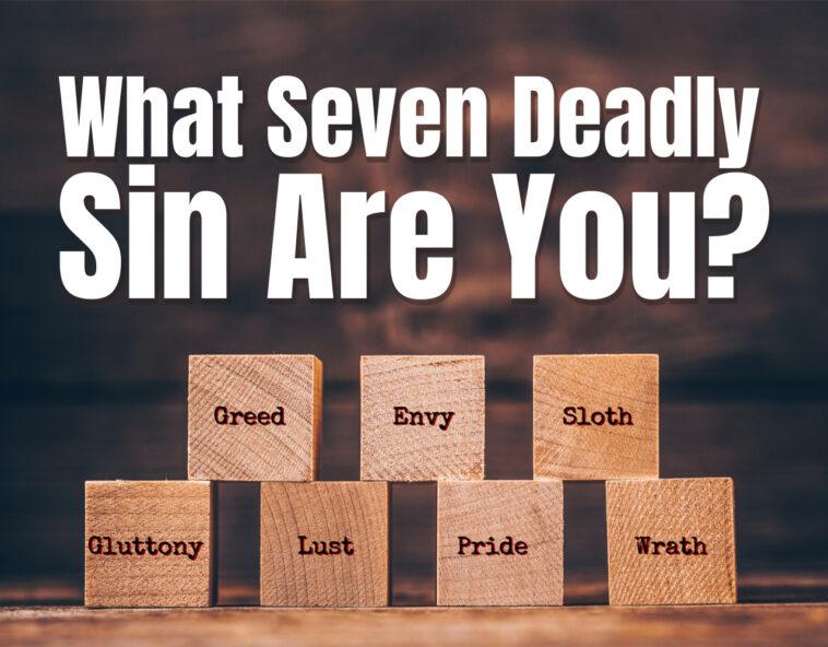 Deadly Sins quiz